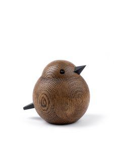 Papa Sparrow Smoke Stained Oak