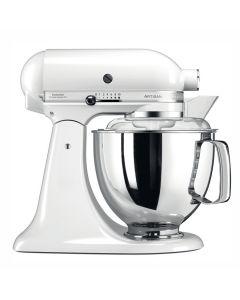 Kitchenaid Artisan Standmixer Hvit 4,8 + 3L