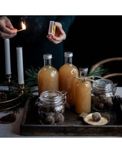 Eplegløgg med smak av jul