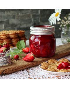 Oppskrift: Hjemmelaget jordbærsyltetøy