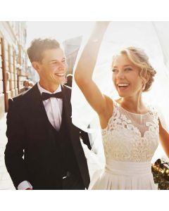 8 tips til bryllupsbildene