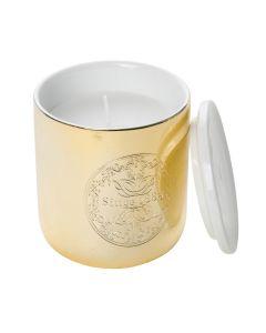 Porsgrunds Porselænsfabrik Candle Metallic 48Hrs Gold