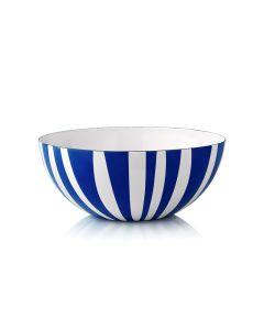 Cathrineholm Bolle Stripete Blå 24 cm