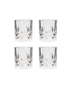 Christiania 1739 Castle Glass 28cl 4pk