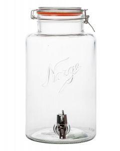 Norgesglasset Norgesglass Drikkedispenser 6L