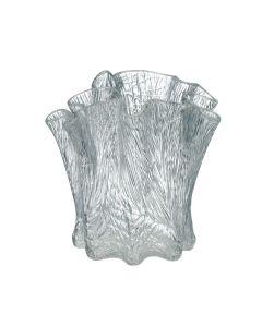 Hadeland Glassverk Furu Vase 20cm Klar