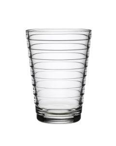 Iittala Aino Aalto Glass Klar 33cl 2pk