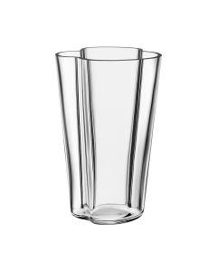 Iittala Aino Aalto Vase 220Mm Klar