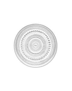 Kastehelmi Plate 170mm Clear 4pcs Cl2019