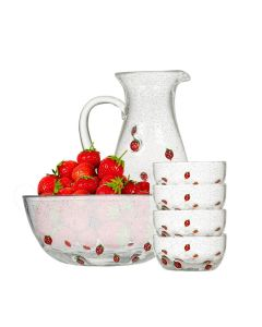 Jordbær-Pakke