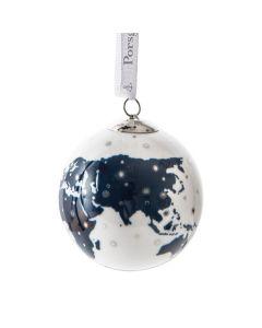 Porsgrunds Porselænsfabrik Porsgrund Jul Julekule Deilig Er Jorden
