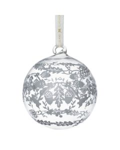 Hadeland Glassverk Zeleste Julekule Glass