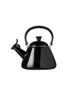 Le Creuset Black Kone Te/Kaffekjele 1