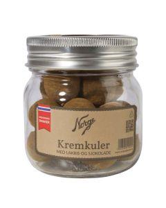 Norgesglasset Norgesglass Kremkuler: Lakris Og Sjokolade