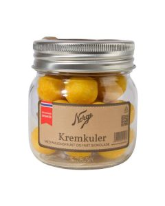 Norgesglasset Norgesglass Kremkuler Pasjonsfrukt