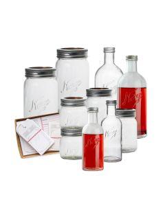 Norgesglass Saftepakke