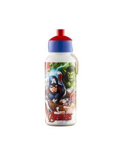 Mepal Pop-Up Avengers Drikkeflaske 400 Ml