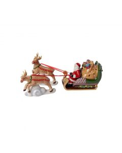 Villeroy & Boch Christmas Toys Boch Julenissens Slede
