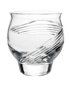 Hadeland Glassverk Surf Telyslykt Lav