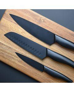 Velg riktig kniv til kjøkkenet