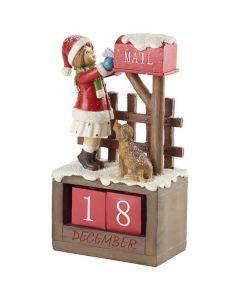 Villeroy & Boch Christmas Toys Adventskalender Med Postkasse
