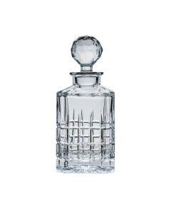 Hadeland Glassverk Kube Whisky Karaffel 80 cl