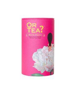 Or Tea! Drikke White Peony Løs Te