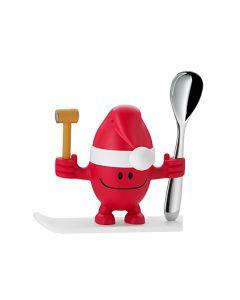 """Egg Cup """"mcegg"""" Christmas"""