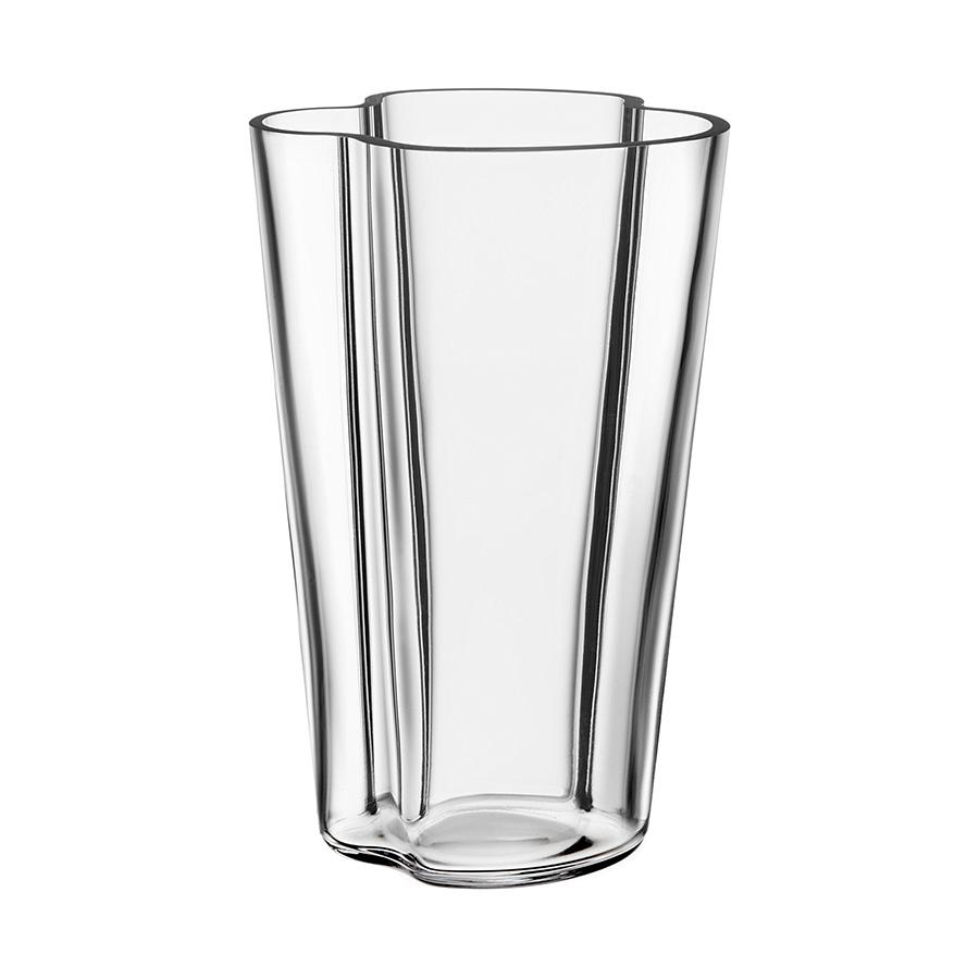 Bilde av Aalto Vase 220mm Klar