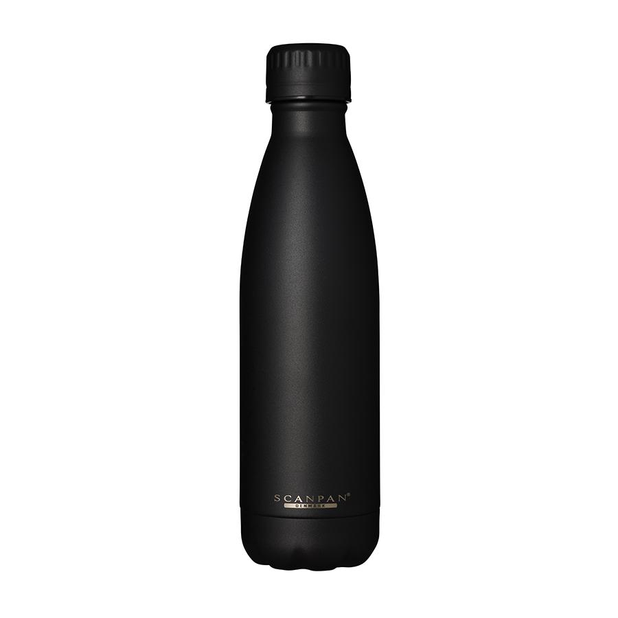 Bilde av 500 Ml Termoflaske, Black - To Go