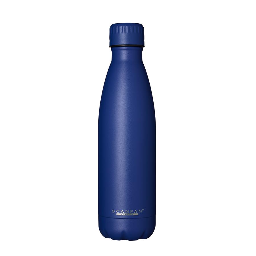 Bilde av 500 Ml Termoflaske, Classic Blue - To Go