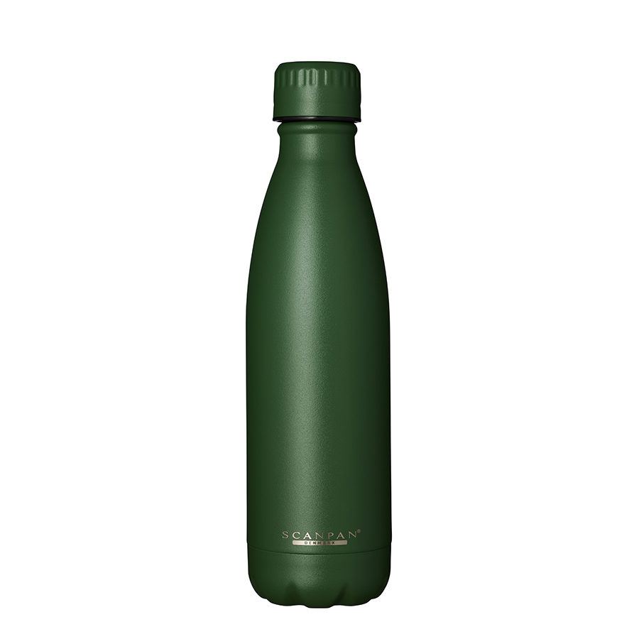 Bilde av 500 Ml Termoflaske, Forest Green - To Go
